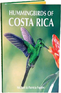 Hummingbirds of Costa Rica by Michael Fogden (2006)