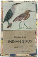 The Book of Indian Birds by Salim Ali (1941)