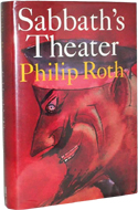 Sabbath�s Theater by Philip Roth