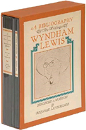 A Bibliography of the Writings of Wyndham Lewis