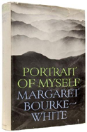 Portrait of Myself by Margaret Bourke-White