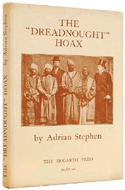 The Dreadnought Hoax by Adrian Stephen