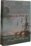 The Mauritius Command by Patrick O�Brian
