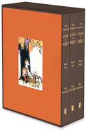 The Complete Calvin and Hobbes box set (3 vols) by Bill Watterson