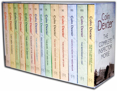The Complete Inspector Morse Collection by Colin Dexter (14 vols.)