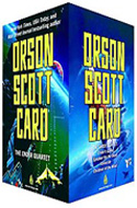 The Ender Quartet Box set by Orson Scott Card (4 vols.)