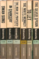 The Forsyte Chronicles box set (6 vols) by John Galsworthy