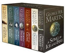 A Game of Thrones: The Complete Box Set (7 vols.)