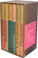 Great Religions of Modern Man box set (6 vols) by George Braziller