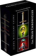 The Heir Chronicles Set by Cinda Williams Chima