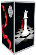 The Twilight Saga box set (4 vols) by Stephenie Meyer
