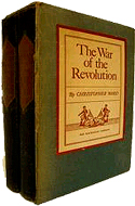 The War of Revolution box set (2 vols) by Christopher Ward