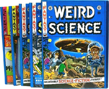 Complete Weird Science boxed set (22 vols)