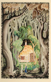 Hansel and Gretel illustrated by Kay Nielsen