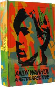 Andy Warhol: A Retrospective edited by Kynaston McShine