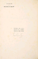 Cecil Beaton�s Scrapbook by Cecil Beaton