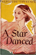 A Star Danced by Gertrude Lawrence
