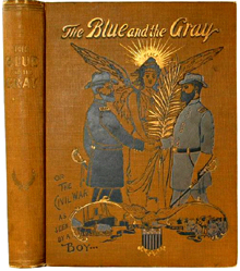 The Blue and Gray by A.R. White