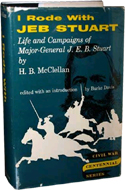 I Rode With Jeb Stuart by H.B. McClellan (1958)