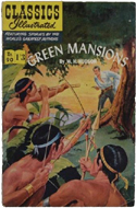 Green Mansions by W.H. Hudson
