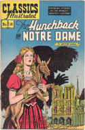 The Hunchback of Notre Dame by Victor Hugo