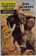 King Solomon�s Mines by H. Rider Haggard