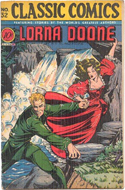 Lorna Doone by R.D. Blackmmore