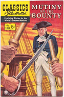 Mutiny on the Bounty by Nordhoff and Hall