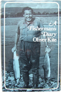 A Fisherman's Diary by Oliver Kite