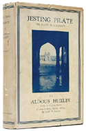 Jesting Pilate: Diary of a Journey by Aldous Huxley