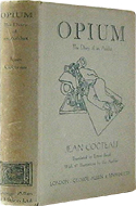Opium: The Diary of an Addict by Jean Cocteau