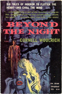 Beyond the Night by Cornell Woolrich