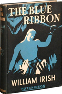 The Blue Ribbon by William Irish