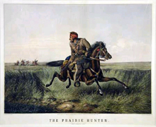 The Prairie Hunter (1852)