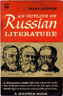 An Outline of Russian Literature by Marc Slonim