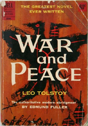 War and Peave by Leo Tolstoy