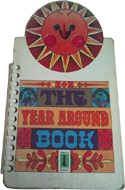 The Year around Book by Jill Helen Fletcher