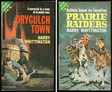 Drygulch Town / Prarie Raiders by Harry Whittington