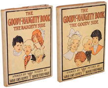 The Goody / Naughty Book by Sarah Rippey