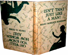 Oh! Well! You Know How Women Are! / Isn't That Just Like A Man! by Mary Rinehart & Irving Cobb