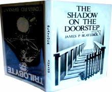 The Shadow On The Doorstep / Trilobyte by James Blaylock and Edward Bryant