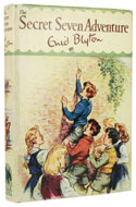 The Secret Seven Adventure by Enid Blyton