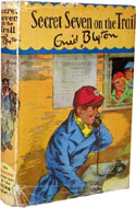 Secret Seven on the Trail by Enid Blyton