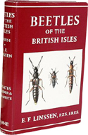 Beetles of the British Isles by E.F. Linssen
