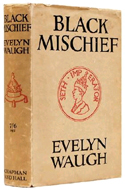 Black Mischief by Evelyn Waugh (1932)