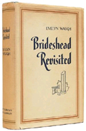 Brideshead Revisited by Evelyn Waugh (1946)