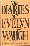 The Diaries of Evelyn Waugh (1976)