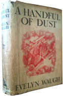A Handful of Dust by Evelyn Waugh (1934)