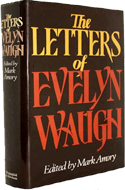 The Letters of Evelyn Waugh edited by Mark Avory (1980)