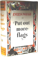 Put Out More Flags by Evelyn Waugh (1942)